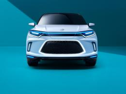BMW, Honda and Toyota each revealed concepts at the Beijing Auto Show