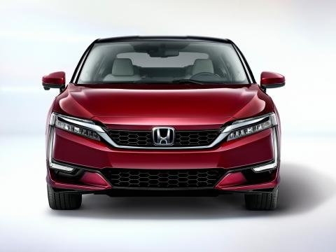 New Honda vehicles