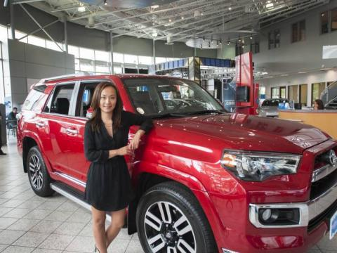 Women at the Wheel: Jennifer Chan