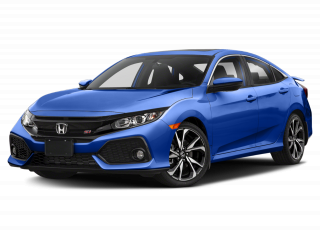 2019 Honda Civic Si Sedan SI MT