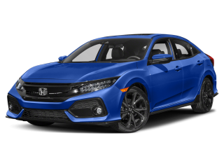 2019 Honda Civic Sport Touring