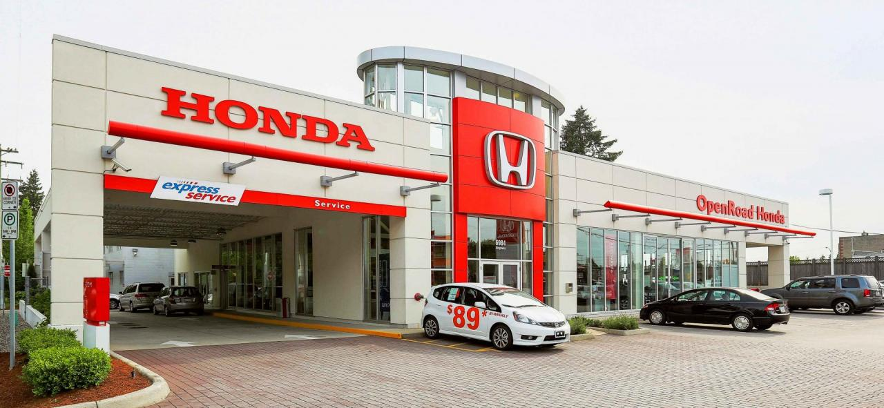 Live Market Pricing at OpenRoad Honda Burnaby