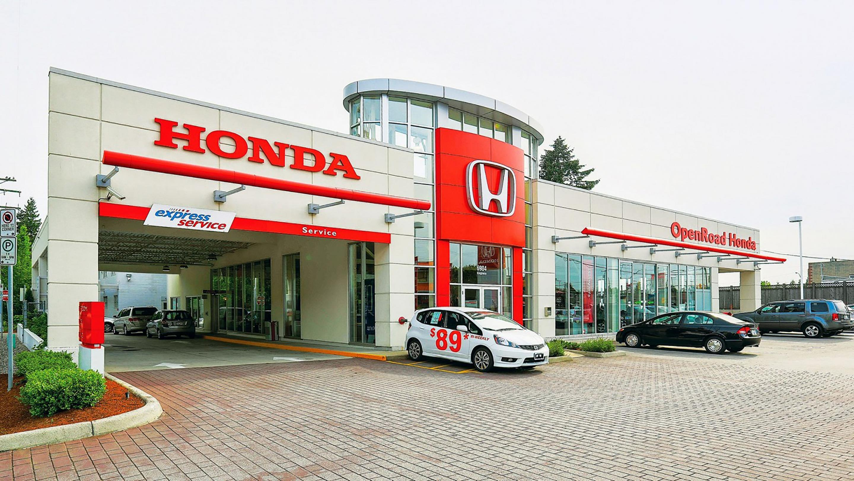 Open Road Honda Burnaby >> Honda Cars For Sale In Greater Vancouver Openroad Honda