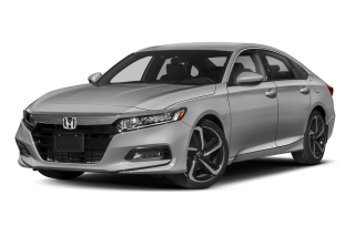 2018 Honda Accord CVT Sport