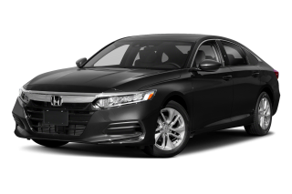 2018 Honda Accord Manual LX