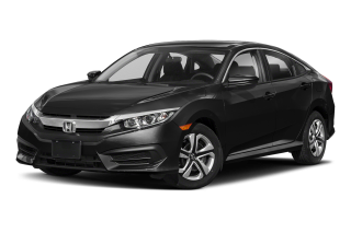 2018 Honda Civic Manual DX