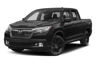 2018 Honda Ridgeline AWD Black Edition