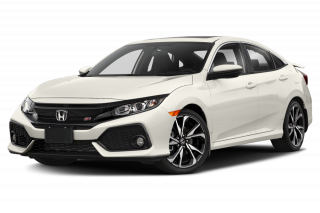 2019 Honda Civic Si Sedan Manual