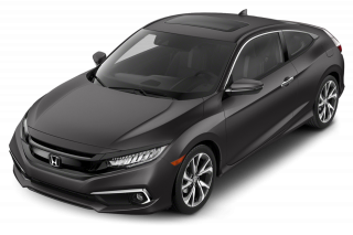 2019 Honda Civic CVT Touring