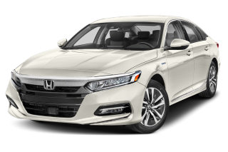 2020 Honda Accord Hybrid CVT