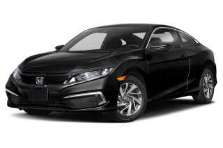 2020 Honda Civic Coupe Manual LX