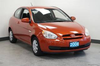 2008 Hyundai Accent 3Dr GL at