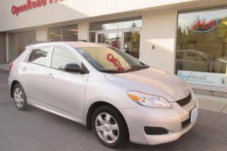 2009 Toyota Matrix 5-door FWD 4A