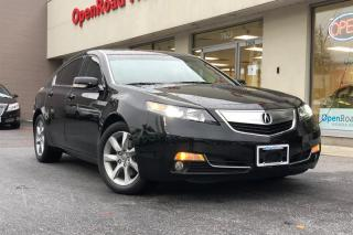 2012 Acura TL at
