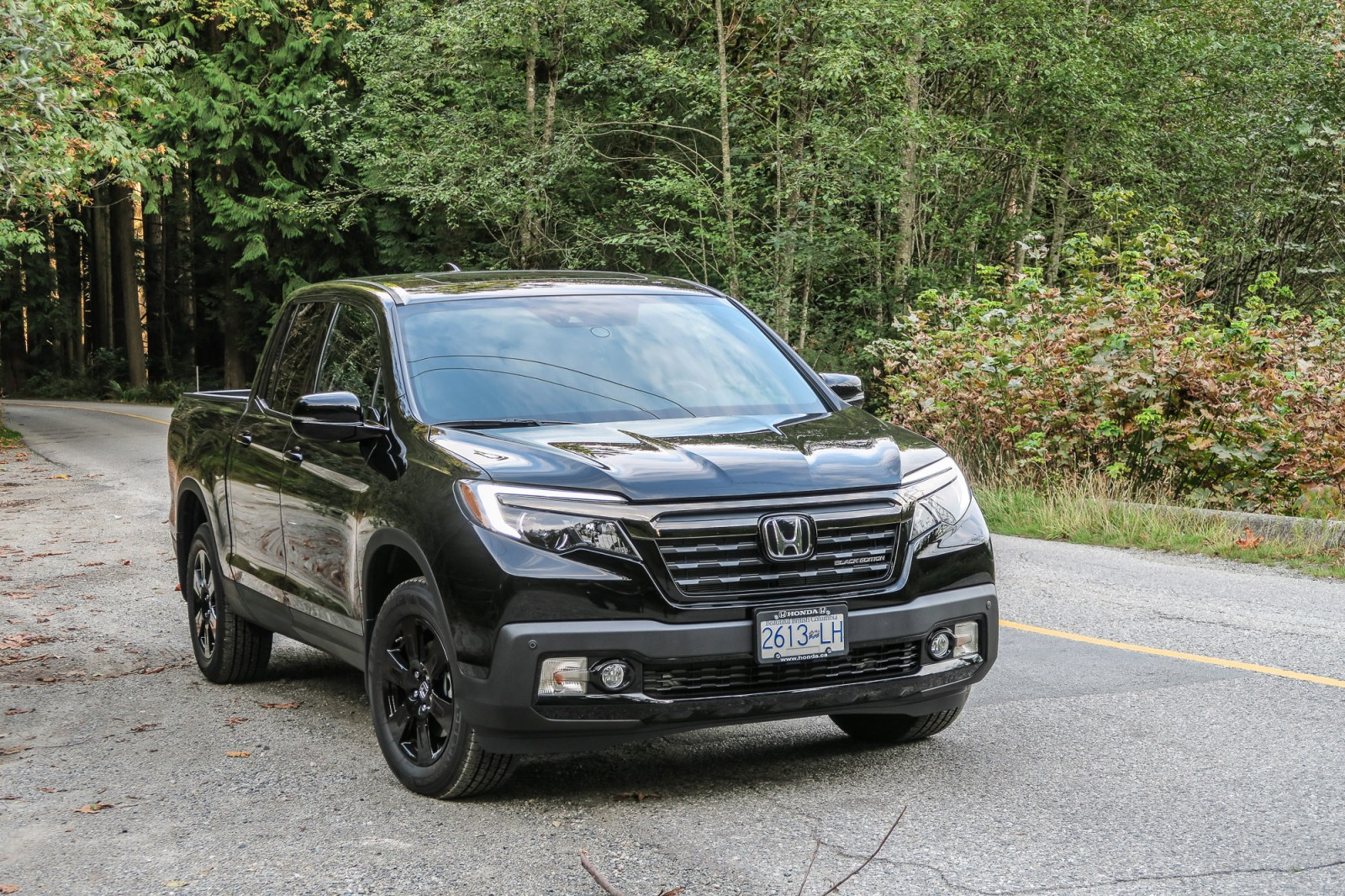 new 2017 honda ridgeline for sale openroad honda burnaby. Black Bedroom Furniture Sets. Home Design Ideas
