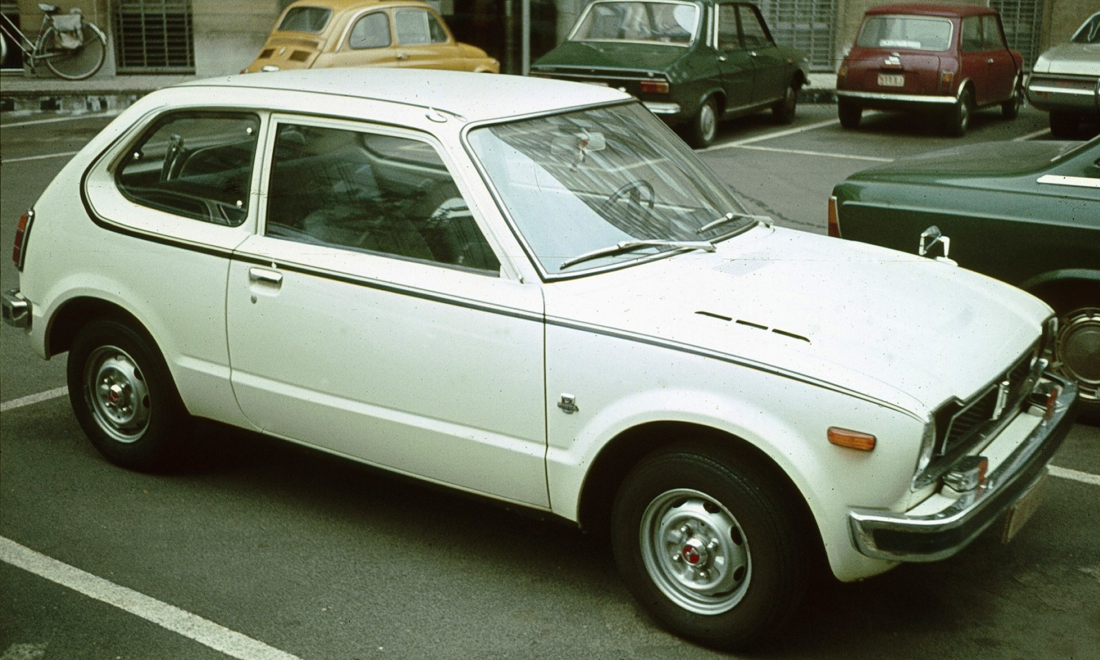 first generation Honda Civic