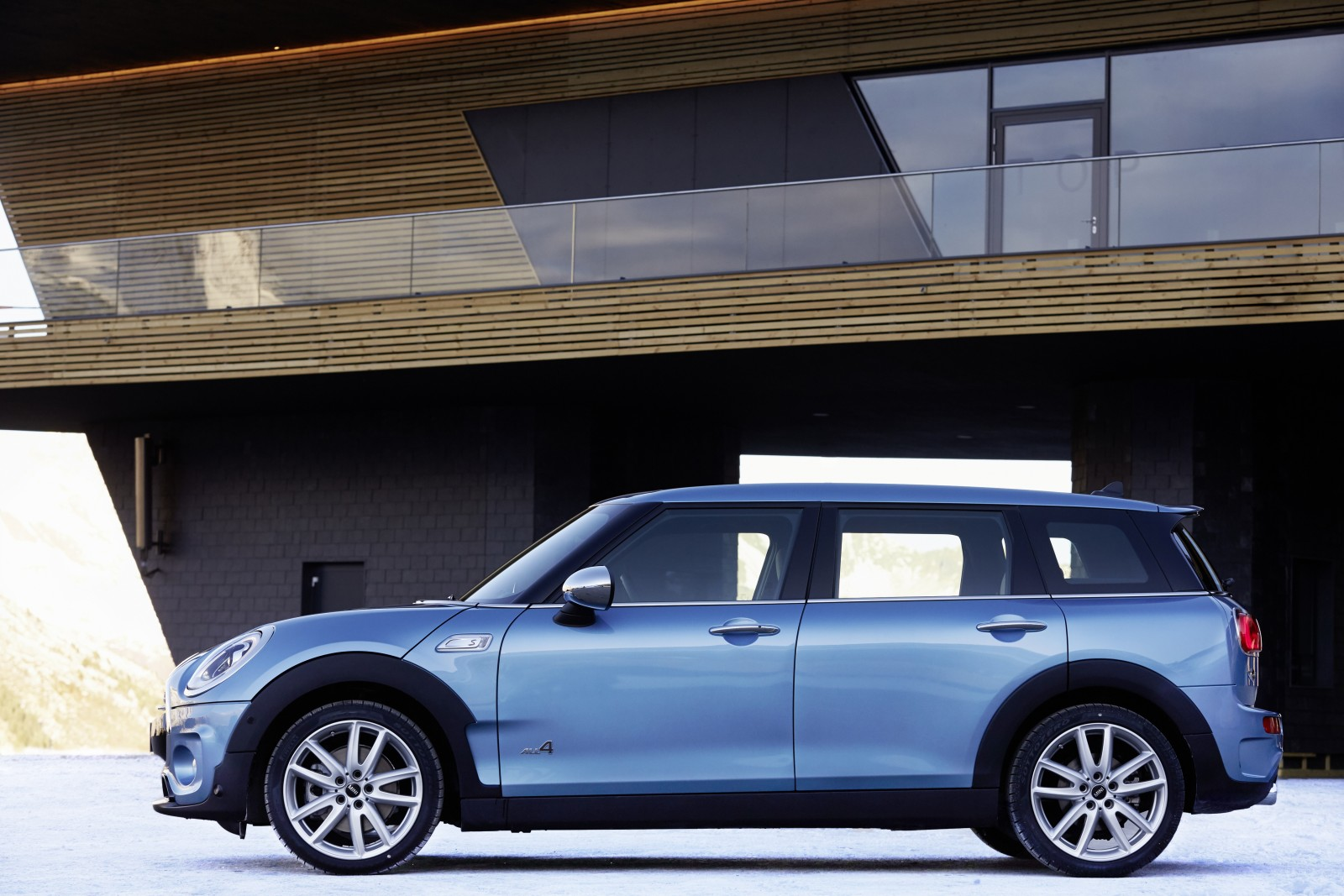 BMW Cooper S Clubman ALL4