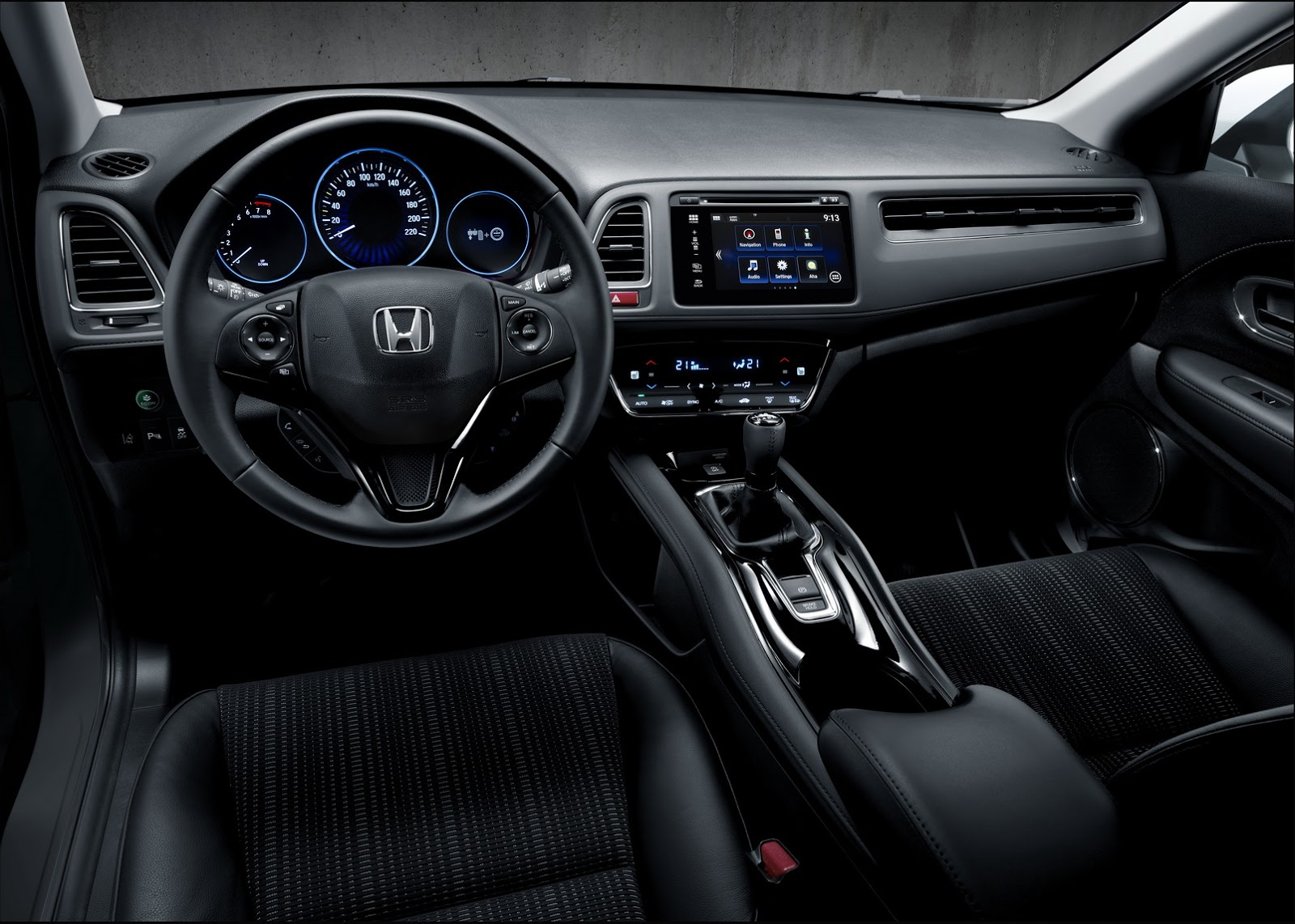 honda hr-v manual transmission
