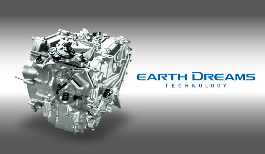 Honda Earth Dreams Technology